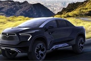 'Soi' xe bán tải điện của Tesla sắp ra mắt thị trường