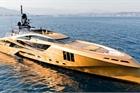 Tận mục siêu du thuyền dát vàng 720 tỷ đồng phục vụ đại gia