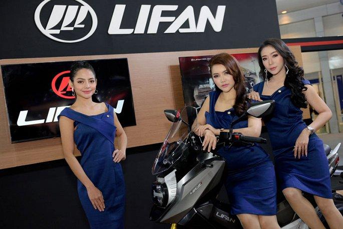 Ngam dan my nhan xinh dep tai Thailand International Motor Expo 2019 hinh anh 9