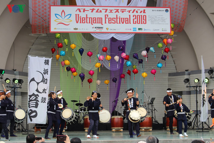 japanese audience get taste of vietnamese culture at festival 2019 hinh 1