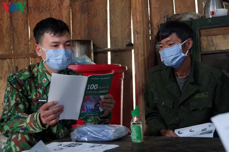 border guards undergo hardships combating covid-19 epidemic hinh 10