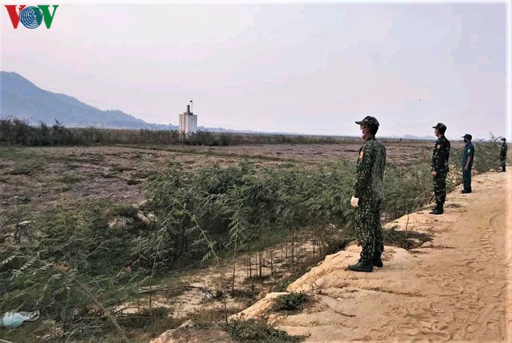 covid-19: a firm protective shield erected along south-western border hinh 2