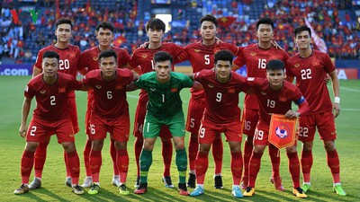 Vietnam move into second place in Group D of AFC U23 Championship 2020 finals