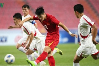 Vietnam's U23s placed in 13th according to AFC U23 Championship rankings