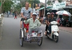 Cyclo tours in Hue ancient city