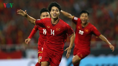 Cong Phuong named as most valuable Vietnamese footballer