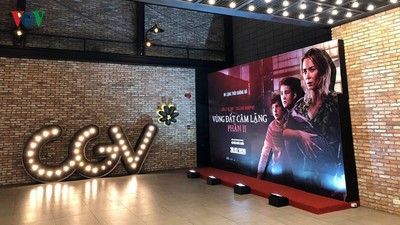 Cinemas gear up to re-open from May 9