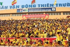 First punishment of V.League 1 2020 season handed out