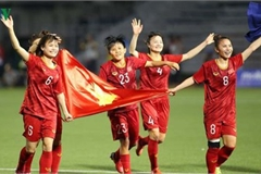 Vietnam vie for Women's World Cup 2023 place