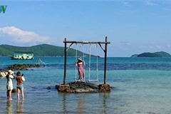 Nam Du archipelago proves to be favourite check-in spot among young people