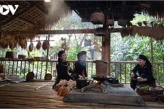 Tay hamlet preserves ethnic culture