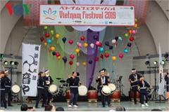 Japanese audience get taste of Vietnamese culture at Festival 2019