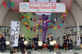 Japanese audience get taste of Vietnamese culture at Festival 2019