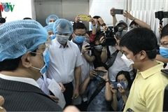 nCoV patients in Vietnam released from hospital