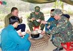 Border guards undergo hardships combating COVID-19 epidemic