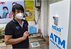 Free 'face mask ATM' comes into operation in HCM City