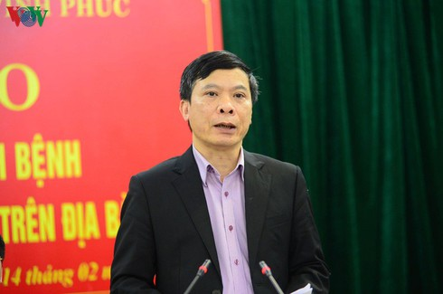 two covid-19 cases in vinh phuc show negative results for second time hinh 0