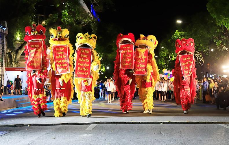 street festival promotes hanoi's diverse culture hinh 1
