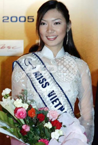 history of vietnam's representatives at miss universe pageants through years hinh 2