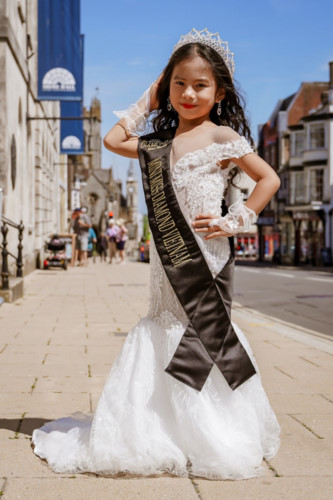 elsa thien long crowned mini miss diamond vietnam hinh 2