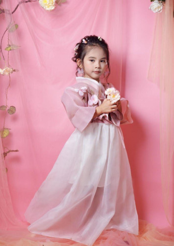 elsa thien long crowned mini miss diamond vietnam hinh 7