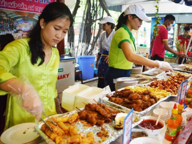 southern food festival 2019 features array of dishes for children's day hinh 1