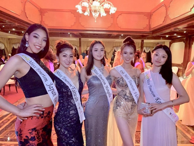 lan anh among the top 4 in miss tourism world 2019 hinh 1