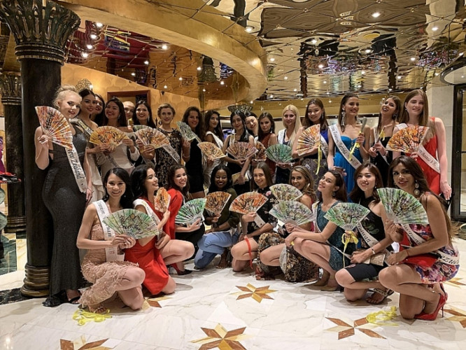 lan anh among the top 4 in miss tourism world 2019 hinh 2