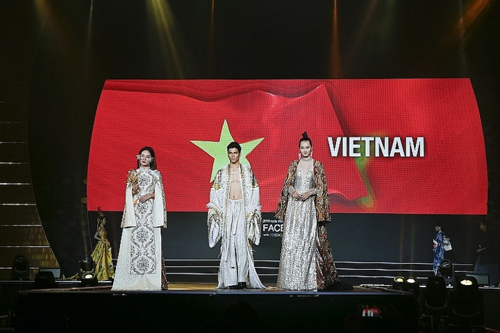 quynh anh finishes among the top 10 of face of asia 2019 hinh 5