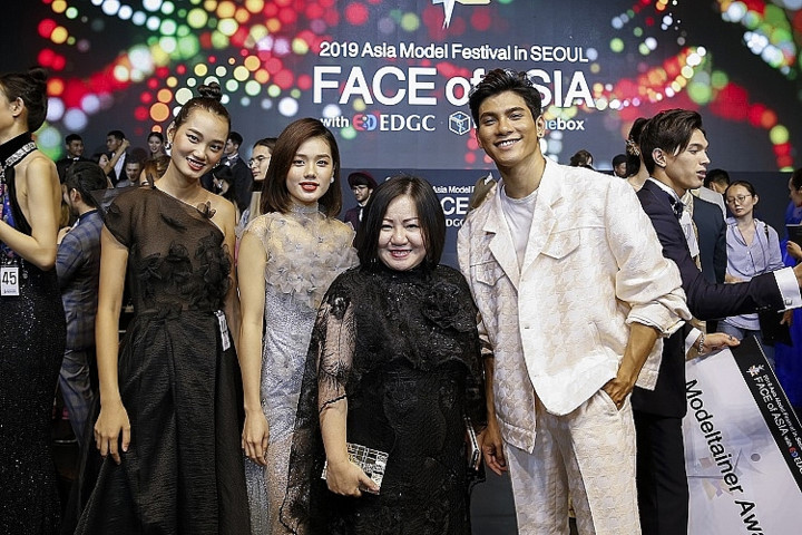 quynh anh finishes among the top 10 of face of asia 2019 hinh 6