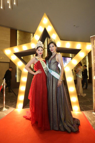 phuong khanh serves on judging panel for miss earth singapore 2019 hinh 2