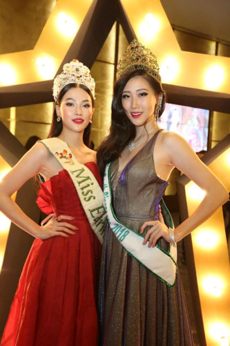 phuong khanh serves on judging panel for miss earth singapore 2019 hinh 3