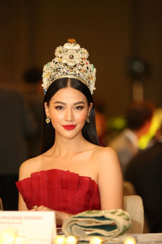 phuong khanh serves on judging panel for miss earth singapore 2019 hinh 5