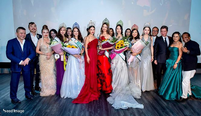 phuong khanh serves on judging panel for miss earth singapore 2019 hinh 7