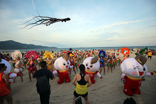 flashmob opens danang summer destination 2019 hinh 10