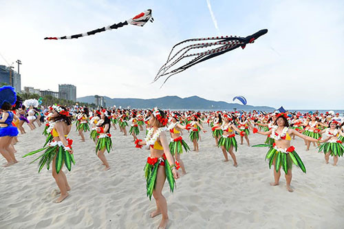 flashmob opens danang summer destination 2019 hinh 19