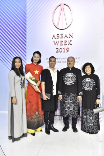 designer hoai nam represents vietnam at asean week 2019 hinh 9