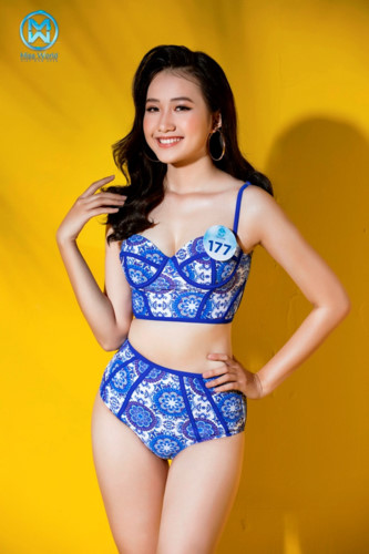 miss world vietnam's southern finalists appear in swimsuit photoshoot hinh 10