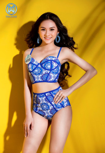 miss world vietnam's southern finalists appear in swimsuit photoshoot hinh 12
