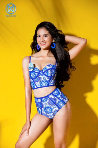 miss world vietnam's southern finalists appear in swimsuit photoshoot hinh 8