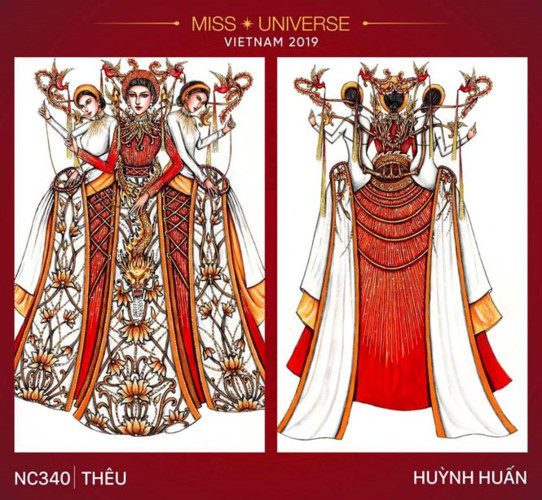 outstanding national costume entries revealed for hoang thuy at miss universe hinh 10