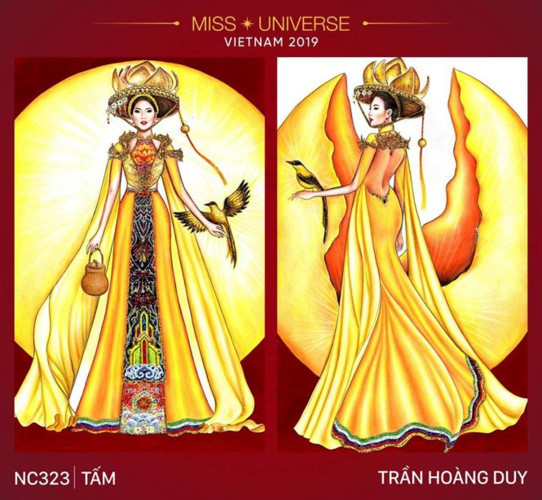 outstanding national costume entries revealed for hoang thuy at miss universe hinh 4