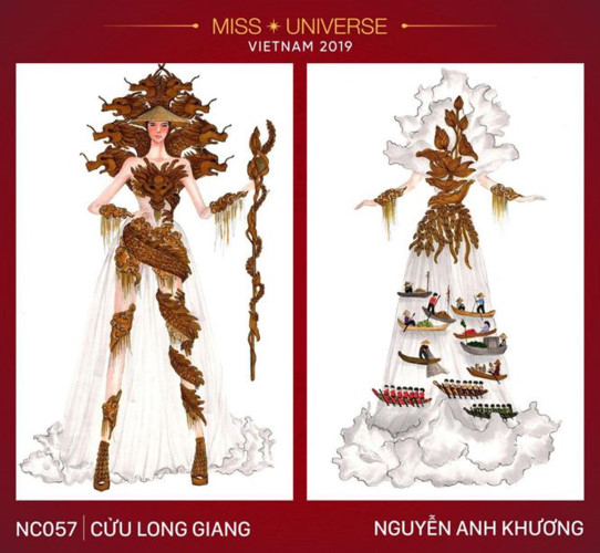 outstanding national costume entries revealed for hoang thuy at miss universe hinh 5