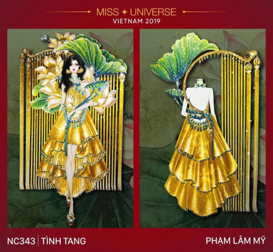 outstanding national costume entries revealed for hoang thuy at miss universe hinh 6