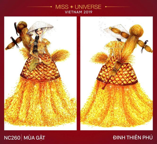 outstanding national costume entries revealed for hoang thuy at miss universe hinh 8