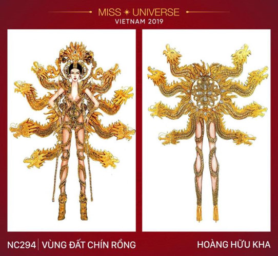 outstanding national costume entries revealed for hoang thuy at miss universe hinh 9