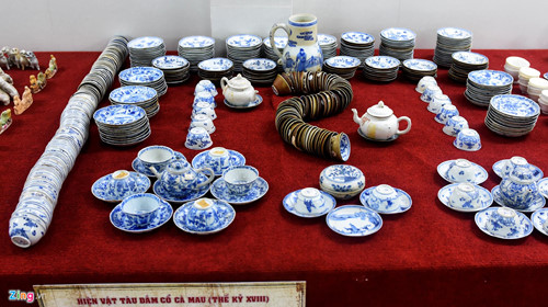 quang ngai hosts exhibition featuring treasures of ancient shipwrecks hinh 10
