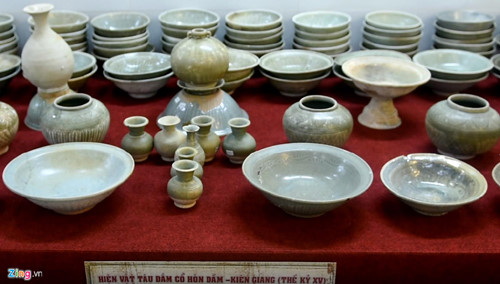 quang ngai hosts exhibition featuring treasures of ancient shipwrecks hinh 11