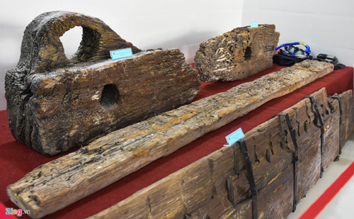 quang ngai hosts exhibition featuring treasures of ancient shipwrecks hinh 4