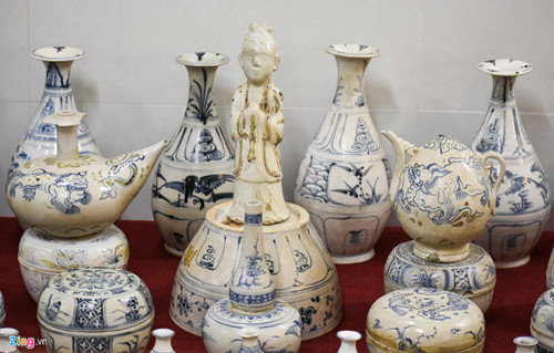 quang ngai hosts exhibition featuring treasures of ancient shipwrecks hinh 5